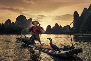 SPC Gold Medal - Yi Huang (China)  Fishing Song Of Lijiang10