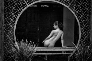 SPC Merit Award - Kim-Hock Tan (Singapore) <br /> Nude In Frame