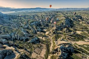 IUP Honor Mention - Wei Hong (China) <br /> Cappadocia
