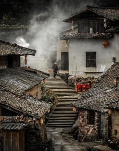 PSA HM Ribbons - Jinbiao Ye (China)  Hometown