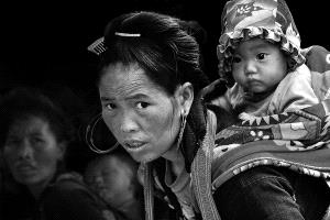 SPC Merit Award - Thach Hoang Ngoc (Vietnam)  The Mother And Son