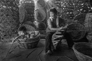 PSA HM Ribbons - Soon Seng Leong (Malaysia)  Joy Of Life 152