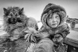 IUP Silver Medal - Sergey Anisimov (Russian Federation)  Little Nenets Nedko 8