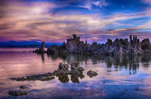 SPC Bronze Medal - Susan Cowles (USA) <br /> Mono Lake Sunrise 1112