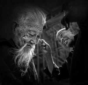 PSA Gold Medal - Lishu Shu (China)  Dig Ear