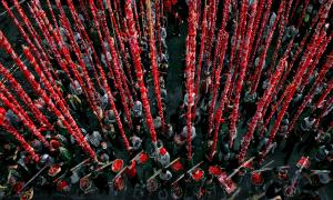 SPC Merit Award - Xiaojun Chen (China) <br /> Chinese Red Festival