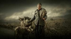 PhotoVivo Honor Mention - Ruiyuan Chen (China) <br /> Cattle Man