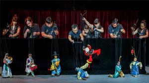 SPC Merit Award - Weimeng Shi (China)  A Play