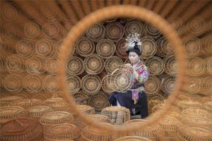 SPC Merit Award - Mingzai Su (China)  Weaving1