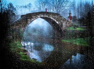 PhotoVivo Bronze Medal - Weihua Huang (China) <br /> Spring Rain Outside The Window