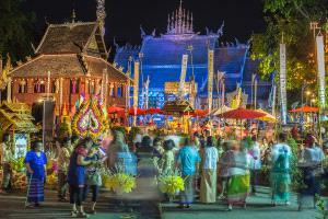 SPC Merit Award - Sukrit Hirunsaraphong (Thailand) <br /> Lanna Colors