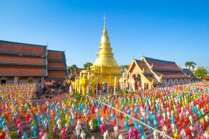 SPC Merit Award - Sukrit Hirunsaraphong (Thailand)  Colorful Lanterns