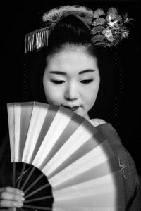SPC Merit Award e-certificate - Robin Yong (Singapore)  A Portrait Of A Maiko
