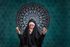PhotoVivo Gold Medal - Beimeng Liu (China) <br /> Iran Girl7