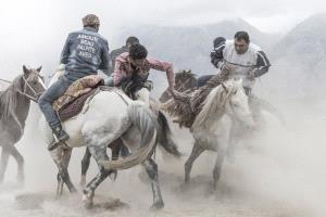 ICPE Honor Mention e-certificate - Chenxu Wang (China)  Warrior On Horse 7