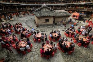 SPC Merit Award e-certificate - Aihua Liu (China) <br /> Lunch Line