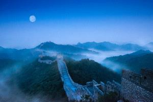 SPC Merit Award e-certificate - Xiao Xiao (China)  Night Of The Great Wall