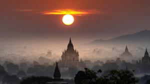 APU Gold Medal - Sandi Lesmana (Indonesia) <br /> Bagan In The Morning