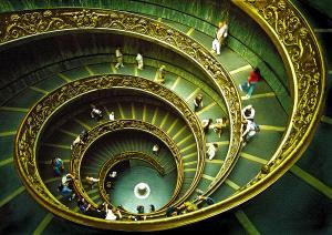 APAS Gold Medal - Sami Ur Rahman (United Kingdom) <br /> Vatican Staircase