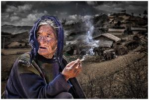 PhotoVivo Honor Mention e-certificate - Wendy Wai Man Lam (Hong Kong) <br /> Old Woman 3