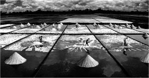 PhotoVivo Honor Mention e-certificate - Duc Toai Le (Vietnam)  Dance On The Salt