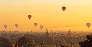 SPC Merit Award e-certificate - Senthilkumar Kandhakrishnan (India) <br /> Balloons Over Bagan