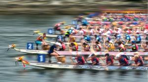 APAS Honor Mention e-certificate - Philip Chan (Canada) <br /> Dragon Boat Race