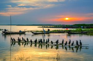 ICPE Honor Mention e-certificate - Zhemin Li (China) <br /> The Sunset To The Port