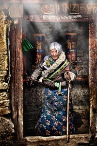 APAS Honor Mention e-certificate - Say Boon Foo (Malaysia)  Old Lady 4