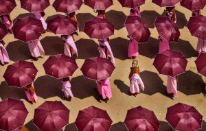 APAS Gold Medal - Thi Ha Maung (Myanmar) <br /> Forgetting Of Umbrella